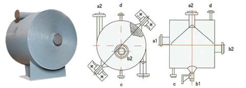 首页 所有产品 螺旋板换热器 > 螺旋板换热器  结构原理与不可拆式